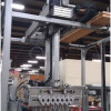 Dual X/ Dual Z automated dairy product packaging gantry