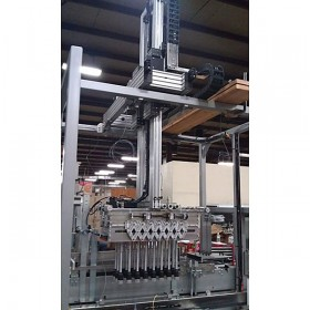 Super Heavy duty dual X, dual Z Pick & Place gantry
