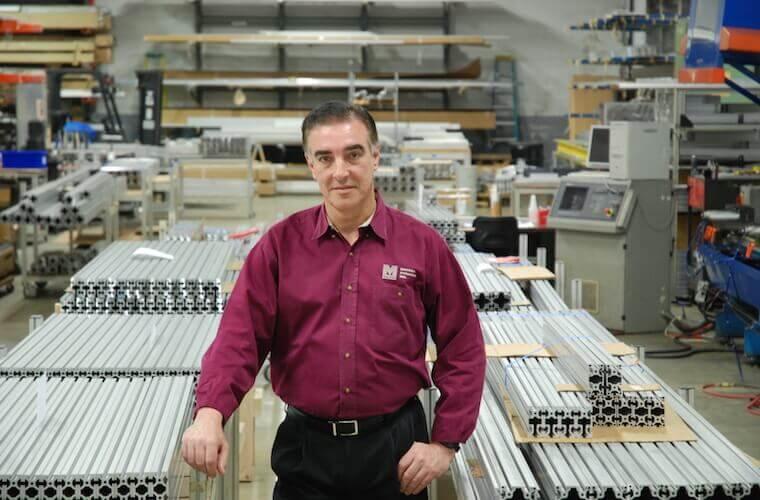 Macron Dynamics founder Anthony Cirone
